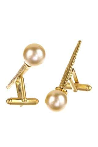 VESTAL SPIKE CUFFLINKS