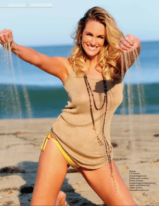 Andrea Gutierrez Jewelry beach fashion