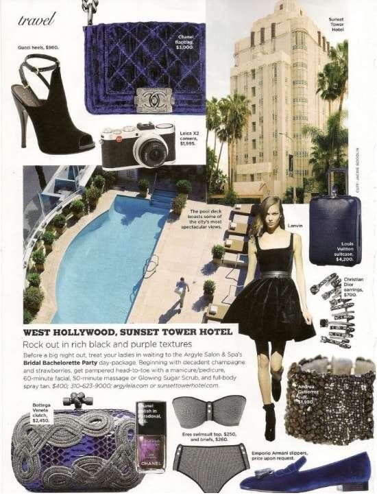 Andrea Gutierrez Jewelry Bisou Magazine