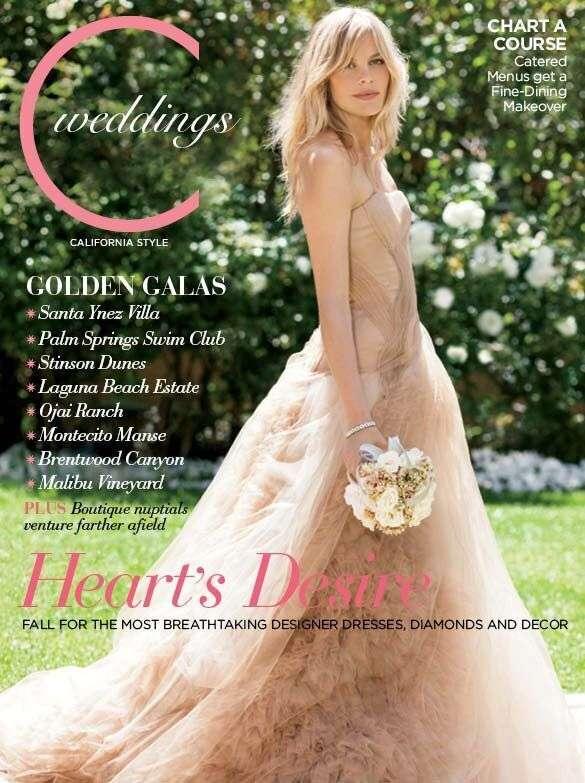 Andrea Gutierrez California Style magazine