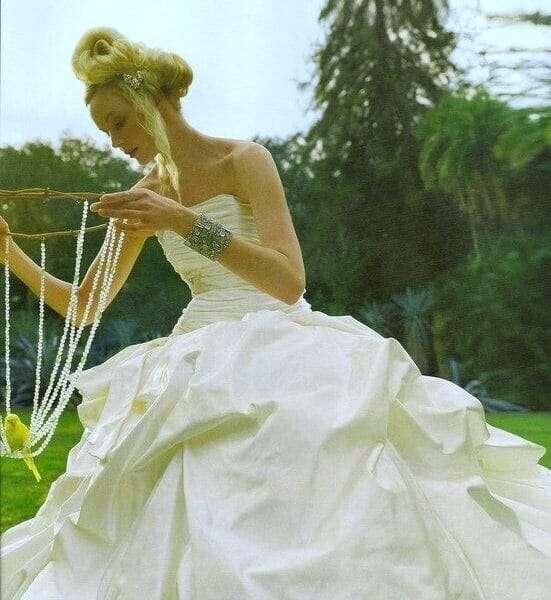 Andrea Gutierrez Jewelry Your Wedding magazine