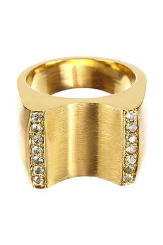 URING in Yellow Gold